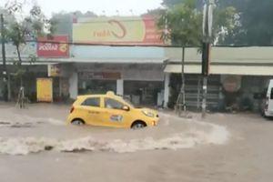 Phú Quốc ngập nặng vì bão số 5