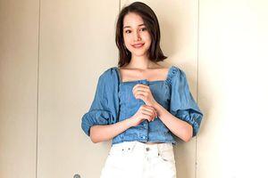 Thời trang đời thường của Hoa hậu Trái Đất Nhật Bản