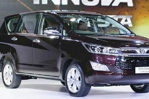 Giá xe ô tô hôm nay 18/9: Toyota Innova dao động ở mức 771 - 971 triệu đồng
