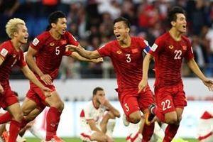 Đội tuyển Việt Nam duy trì vị trí 94 thế giới