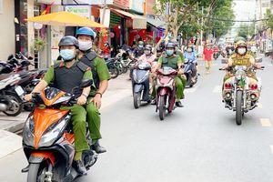 Trấn áp tội phạm, giữ bình yên cuộc sống người dân