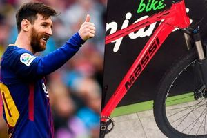 Messi thắng kiện hãng xe đạp Massi sau vụ kiện về thương hiệu kéo dài suốt 9 năm