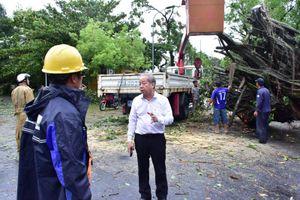 Thừa Thiên – Huế: 1 người tử vong, 1.664 ngôi nhà tốc mái sau bão số 5