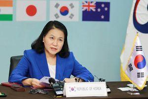 Nữ Bộ trường Thương mại Hàn Quốc cam kết cải cách nếu trúng cử vị trí Tổng giám đốc WTO