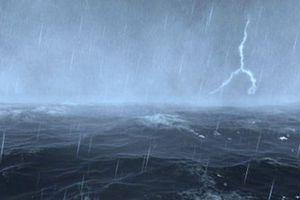 Tin tức bão số 5: Bão gây mưa lớn và gió giật mạnh; cảnh báo mưa dông, lốc, lũ quét, sạt lở đất, ngập úng cùng biển động mạnh
