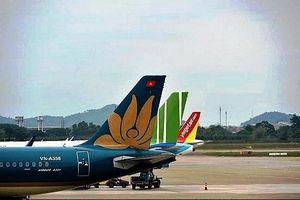 Các hãng hàng không đồng loạt mở lại đường bay quốc tế