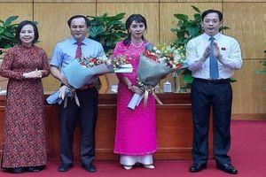 Lạng Sơn bầu hai phó Chủ tịch UBND tỉnh