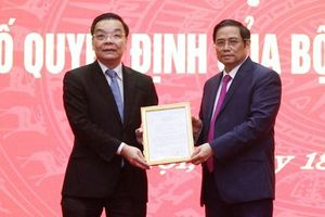 Bộ trưởng Bộ Khoa học và Công nghệ giữ chức vụ Phó Bí thư Thành ủy Hà Nội