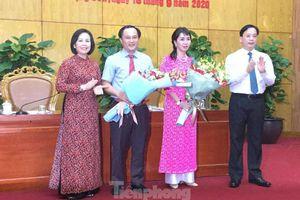 Bầu 2 phó chủ tịch UBND tỉnh Lạng Sơn