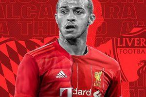 Liverpool sẽ được nâng tầm nhờ Thiago