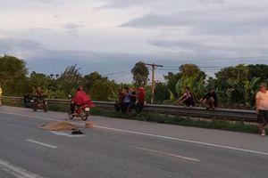 Tai nạn trên QL 5, nam thanh niên tử vong tại chỗ