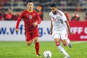Bảng xếp hạng FIFA tháng 9/2020: Việt Nam vẫn dẫn đầu Đông Nam Á