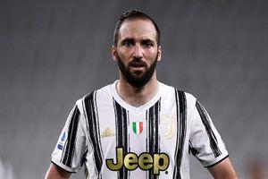 Chuyển nhượng: Juventus hủy hợp đồng với Higuain