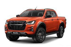Isuzu D-Max cho Ford Ranger 'hít khói' về doanh số
