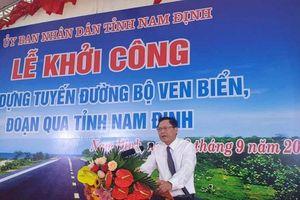 Khởi công tuyến đường bộ ven biển rút ngắn quãng đường Nam Định đi các tỉnh