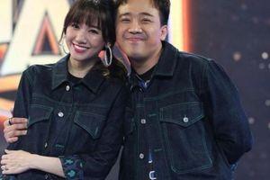 Vợ chồng Trấn Thành - Hari Won 'chiếm sóng' gameshow ra sao?
