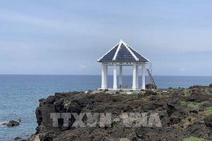 Huyện Lý Sơn thừa nhận vị trí xây dựng điểm dừng chân du lịch trên đảo Bé chưa phù hợp
