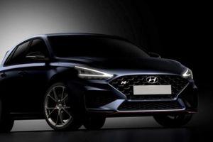 Hyundai i30 N 2021 sắp ra mắt sẽ được trang bị hộp số ly hợp kép