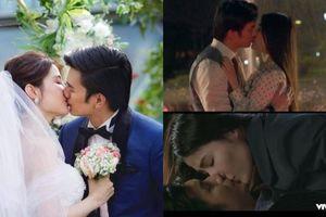 Nhìn lại 3 nụ hôn cực phẩm của Minh và Linh trong 'Tình yêu và tham vọng': Ai chủ động không quan trọng, quan trọng là 'xuất sắc'