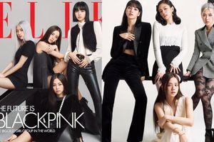 Dàn mỹ nhân BlackPink mang thời trang thanh lịch & cổ điển 'ngự trị' trên tạp chí Elle Mỹ