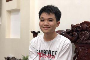 Thủ khoa khối B Nguyễn Lê Vũ: Đặt từng mục tiêu nhỏ để chạm ước mơ trở thành bác sĩ