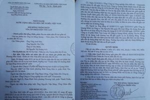 Vụ án KDTM giữa Công ty Quang Minh và Công ty Vinacomin: Nhiều nội dung cần được làm rõ