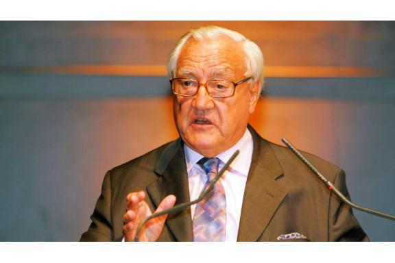 Christian Poncelet, cựu Chủ tịch Thượng viện Pháp qua đời