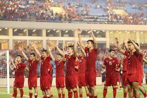 Đội tuyển bóng đá Việt Nam giữ vững vị trí số 1 Đông Nam Á