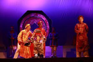 Vở diễn Thạch Sùng: Đưa câu chuyện dân gian lên sân khấu tuồng