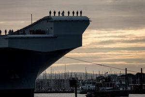 Châu Âu ngày càng 'không ngần ngại' với Trung Quốc ở Biển Đông