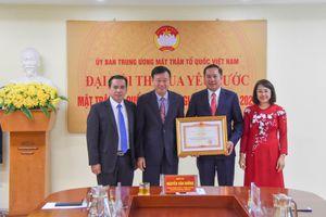 Quảng Ninh có 2 cá nhân nhận bằng khen tại Đại hội Thi đua yêu nước MTTQ Việt Nam giai đoạn 2020-2025