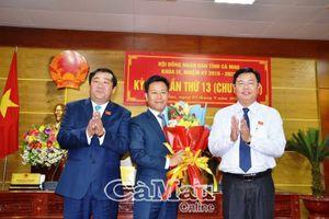 Thủ tướng phê chuẩn ông Lê Quân làm Chủ tịch UBND tỉnh Cà Mau