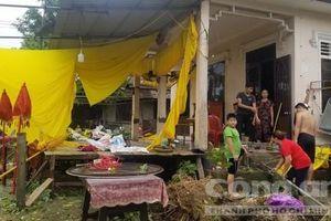 TT-Huế 1 người tử vong, Quảng Bình 2 người bị thương nặng do bão