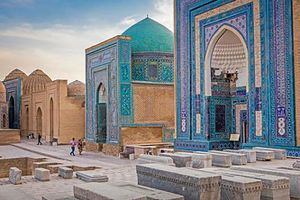 Khám phá Samarkand