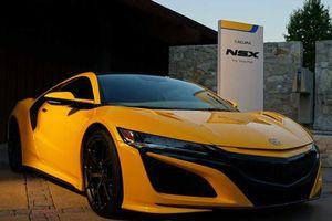 Acura NSX Type R, Spider ra mắt năm sau: Muộn còn hơn không?