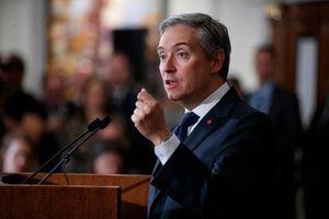 Canada ngừng đàm phán thỏa thuận thương mại tự do với Trung Quốc