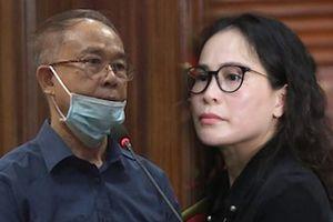 Bà Thúy nói về việc trả viện phí cho ông Nguyễn Thành Tài