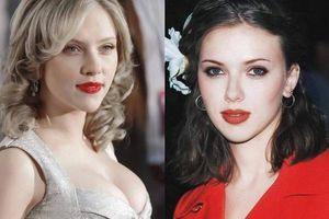 Nhan sắc theo thời gian của Scarlett Johansson