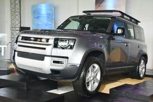 Chi tiết Land Rover Defender 2020 tại Việt Nam