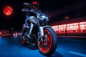 Yamaha MT-09 2021 sẽ có động cơ mạnh hơn?