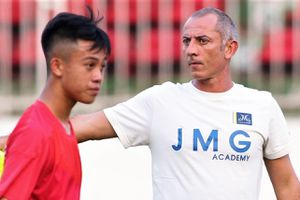 Thầy trò HLV Graechen thắng 7-0 trước U17 Phú Yên