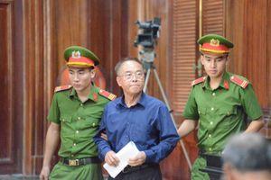 Xét xử 'vụ ông Nguyễn Thành Tài': Bị cáo Tài chỉ là người 'kế thừa' chủ trương