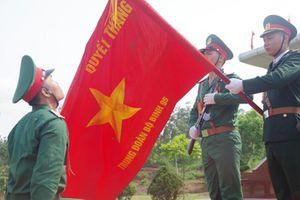 Trung đoàn Anh hùng trong tráng ca 'Bình Trị Thiên' khói lửa
