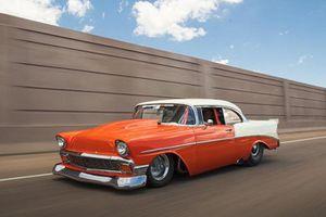 Ngắm Creamsicle độ từ Chevrolet 1956 cổ tới 3.000 mã lực