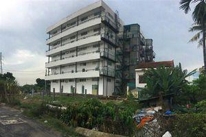TPHCM: Mạnh tay xử lý 'chung cư hộp diêm' trong tháng 9