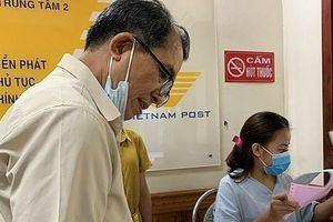 Kỳ cuối: Tiện ích của dịch vụ tiếp nhận hồ sơ và trả kết quả Lý lịch tư pháp qua đường bưu điện
