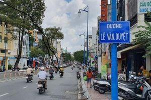 Hiểu sử Việt qua tên đường