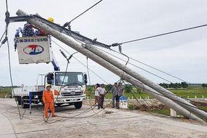 Thừa Thiên – Huế: Tối nay 90% khách hàng sẽ có điện trở lại