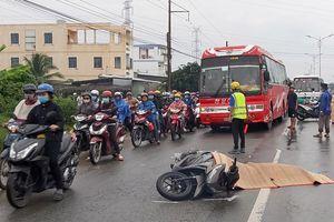 Quốc lộ 1 tắc gần 2km sau vụ tai nạn chết người