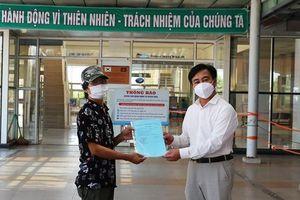 Quảng Nam có thêm 3 bệnh nhân Covid-19 xuất viện